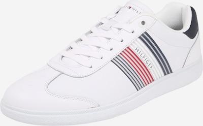 TOMMY HILFIGER Sneaker 'Essential' in weiß: Frontalansicht
