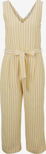 TOM TAILOR Overal - žltá, Produkt