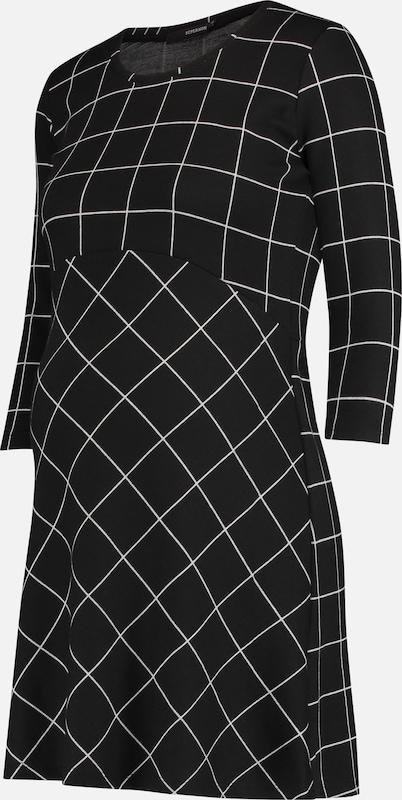 Supermom Supermom Supermom Kleid 'Easy Grid' in schwarz   weiß  Großer Rabatt d6c4b5