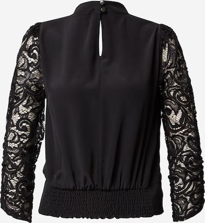 Dorothy Perkins Bluzka 'BLK LCE SLV SHRD HEM' w kolorze czarnym, Podgląd produktu