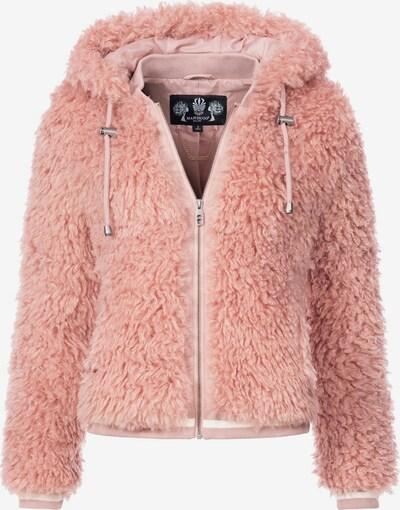 MARIKOO Jacke 'Puderzuckerwölkchen' in rosa, Produktansicht