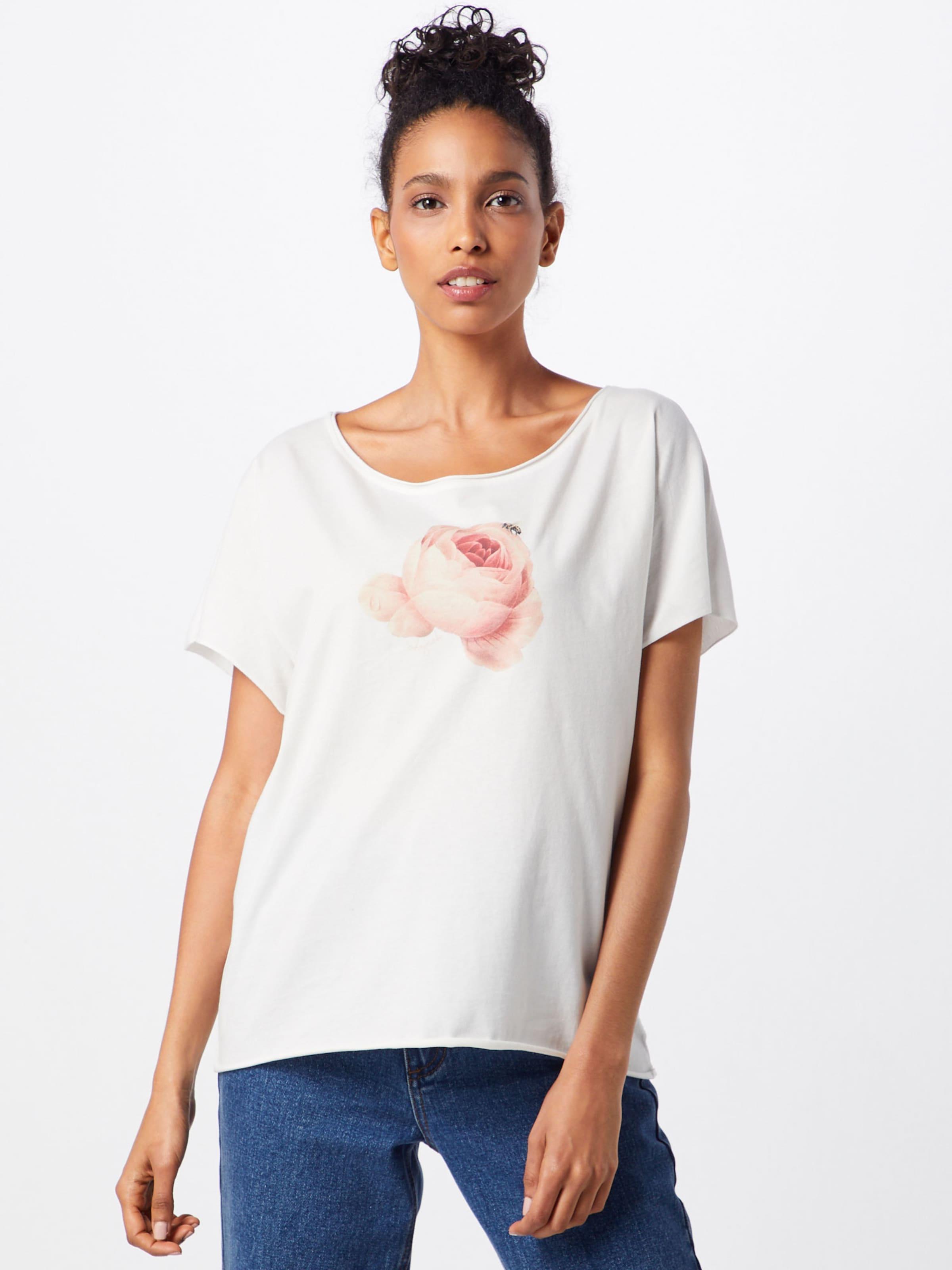 'peonie' En Oh Blanc YeahT shirt cj4SR35ALq
