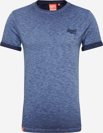 Superdry Shirt in navy, Produktansicht