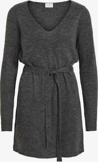 VILA Kleid in graphit, Produktansicht