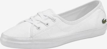 LACOSTE Ниски маратонки 'Ziane Chunky' в бяло