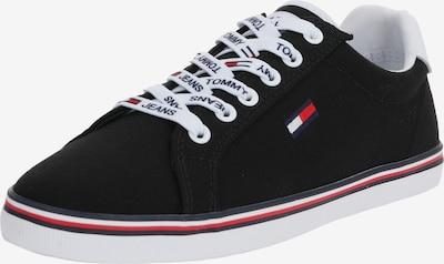 Tommy Jeans Sneaker 'HAZEL 1D' in schwarz / weiß, Produktansicht