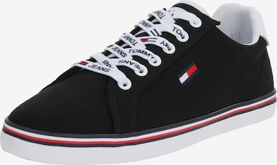 Sneaker low 'HAZEL 1D' Tommy Jeans pe negru / alb, Vizualizare produs