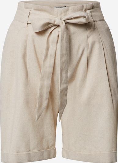 Rut & Circle Pantalon à pince 'JOHANNA' en beige, Vue avec produit