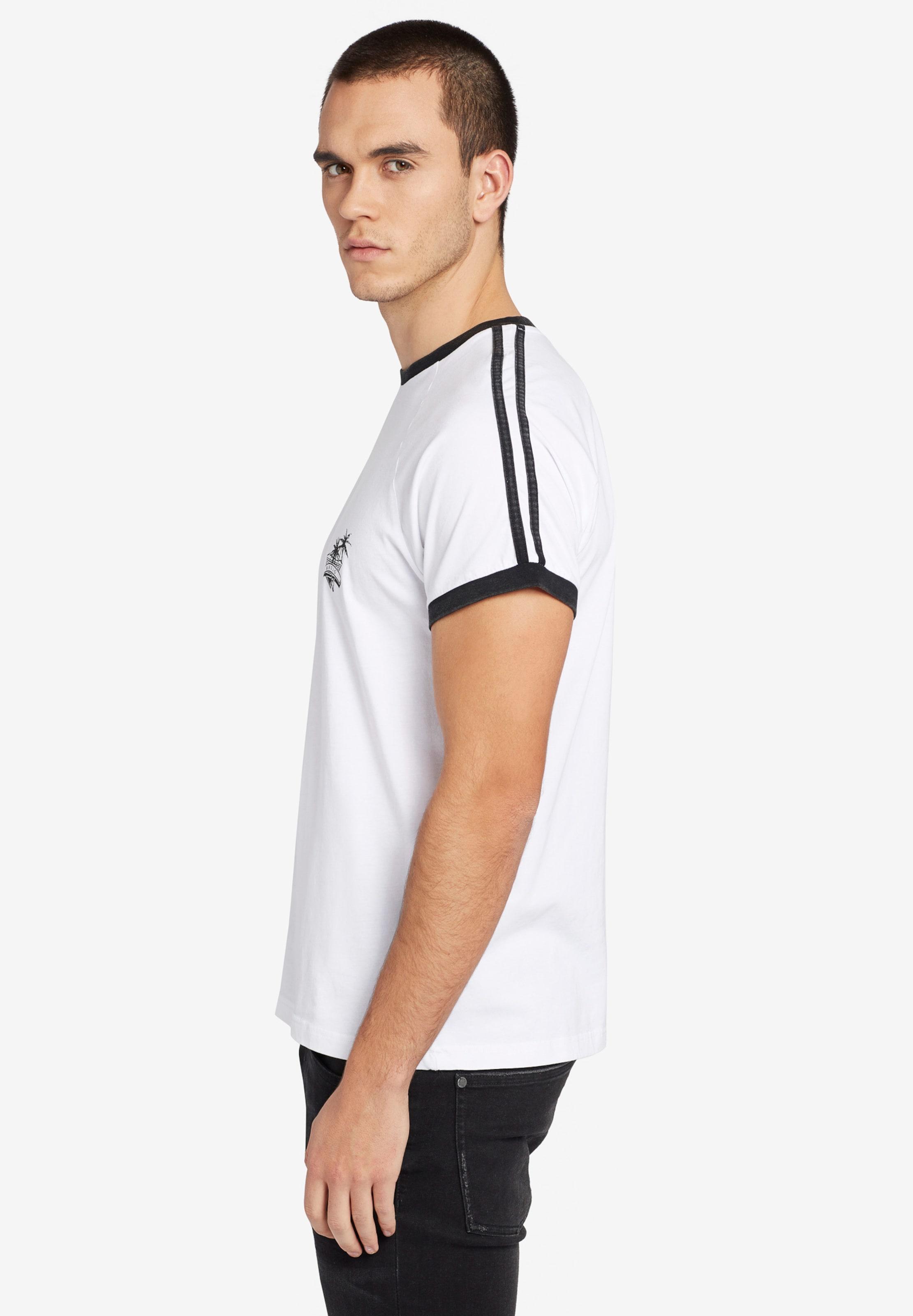 SchwarzWeiß 'justus' Khujo T shirt In NO80kXZnwP