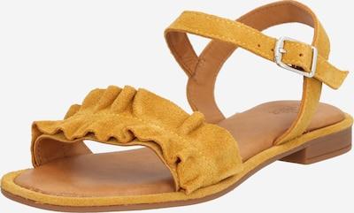 BULLBOXER Sandale in senf, Produktansicht