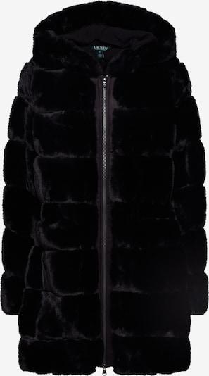 Lauren Ralph Lauren Winter Coat 'HD STK FXFUR-JACKET' in Black, Item view