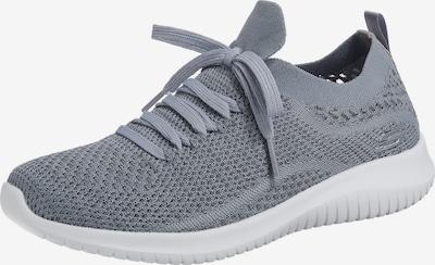 Sneaker low SKECHERS pe gri argintiu, Vizualizare produs