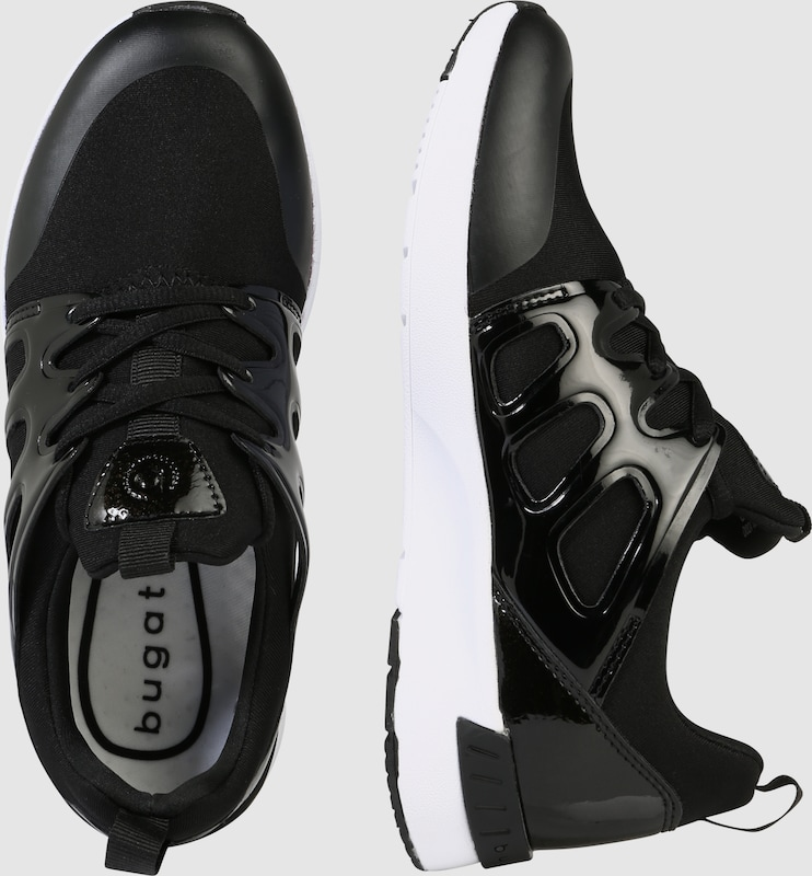 Bugatti Sneaker With Absorbing Outsole