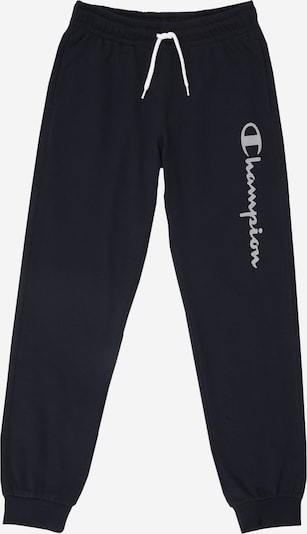 Champion Authentic Athletic Apparel Pantalon de sport en bleu marine, Vue avec produit