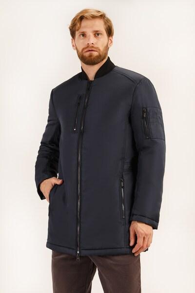 Finn Flare Mantel in kobaltblau, Produktansicht