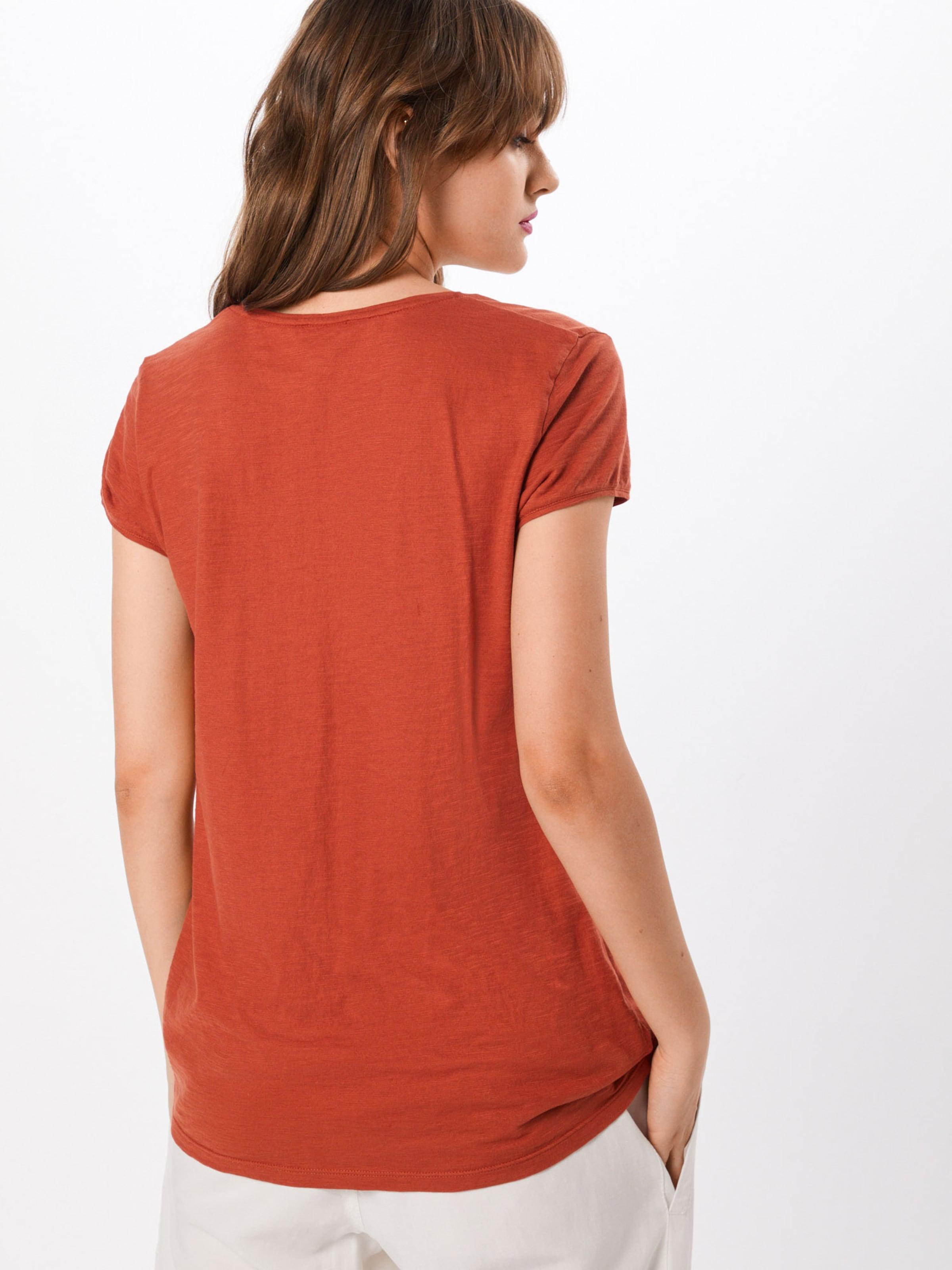 Drykorn 'avivi' shirt In Rostrot T MVpSUqz