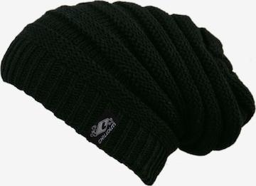 Bonnet 'Brian' chillouts en noir