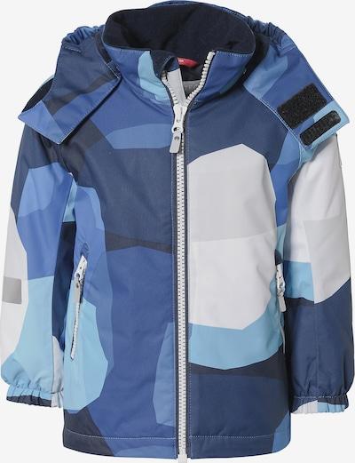 Reima Winterjacke 'Maunu' in blau / mischfarben, Produktansicht