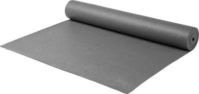 YOGISTAR.COM Yogamatte in graphit, Produktansicht