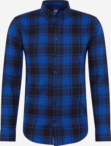 Camicia di Denim Project in blu