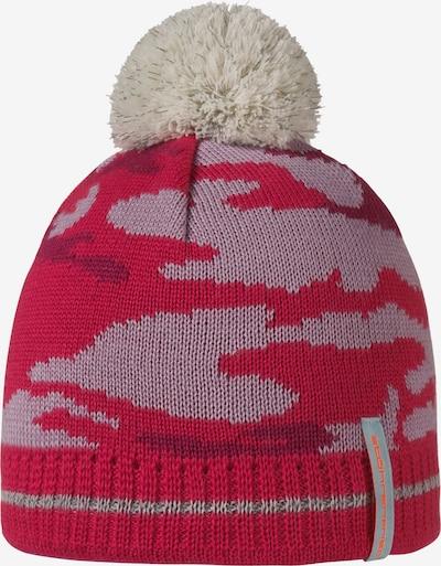 STÖHR Mütze in beige / pink, Produktansicht