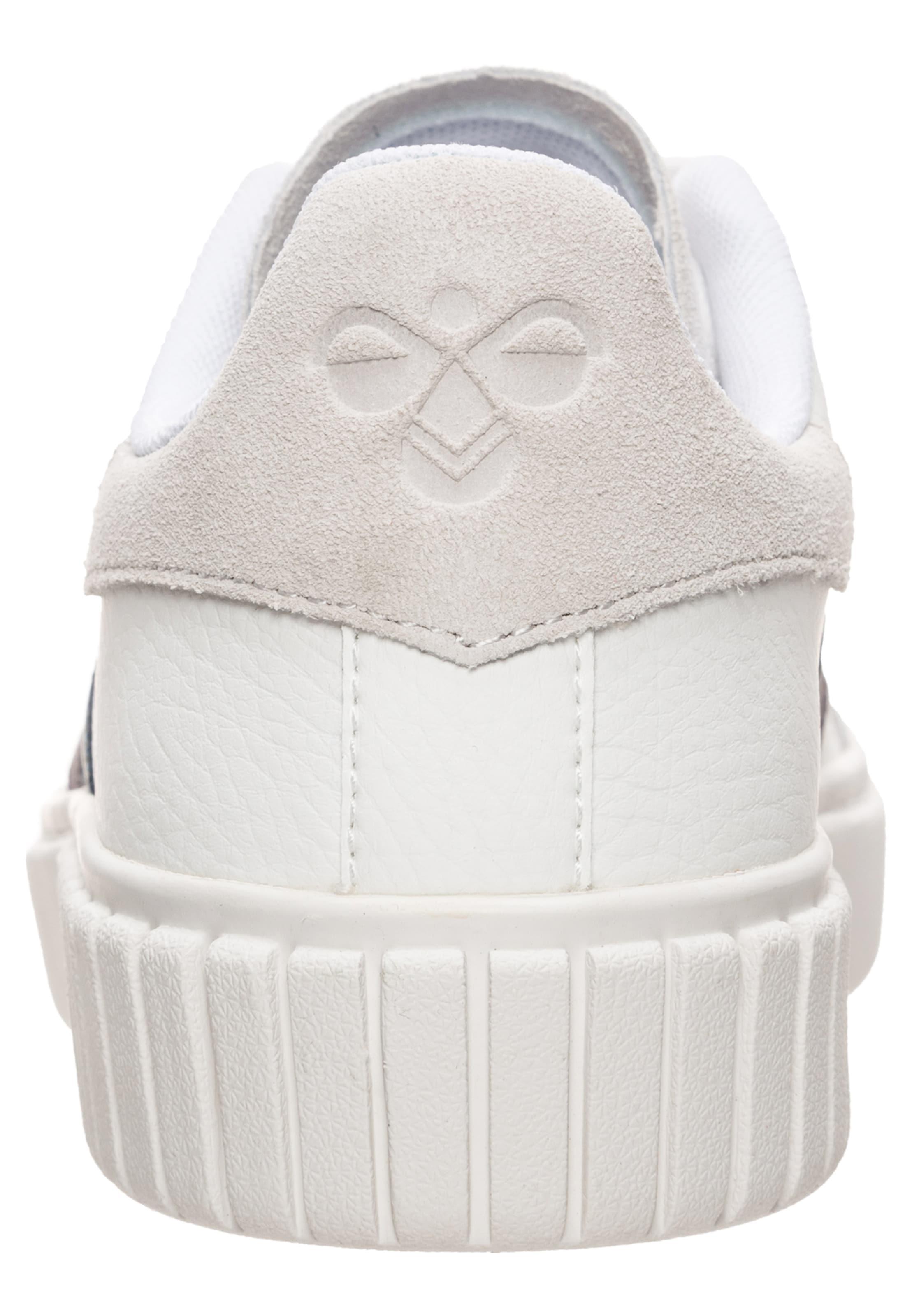 Baskets 'aarhus Classic' En Basses Blanc Hummel kX8wNn0OP