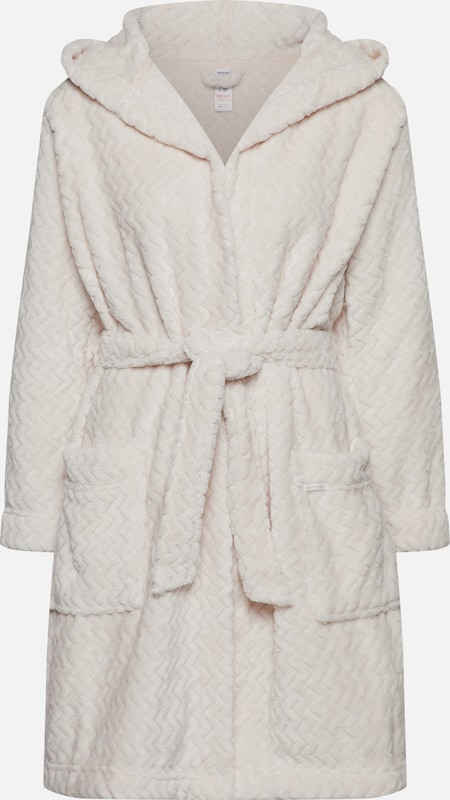 Skiny 'Sleep   & Dream' Robe in champagner, Produktansicht