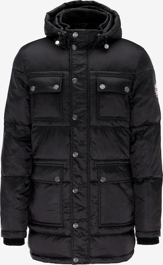 MO Winterparka in de kleur Zwart, Productweergave