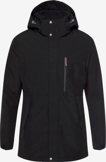 ICEPEAK Jacke in schwarz, Produktansicht