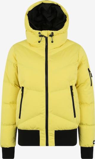 Giacca per outdoor CHIEMSEE di colore giallo, Visualizzazione prodotti