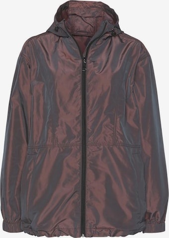 LASCANA ACTIVE Athletic Jacket in Brown