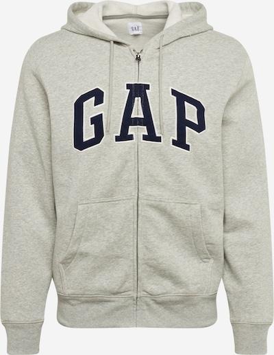 GAP Sweatjacke 'CHL FZ ARCH' in grau, Produktansicht