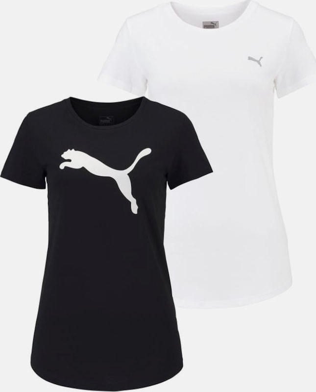 PUMA T-Shirt 'WOMENS TEE PACK'