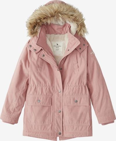 Abercrombie & Fitch Veste d'hiver en rose, Vue avec produit