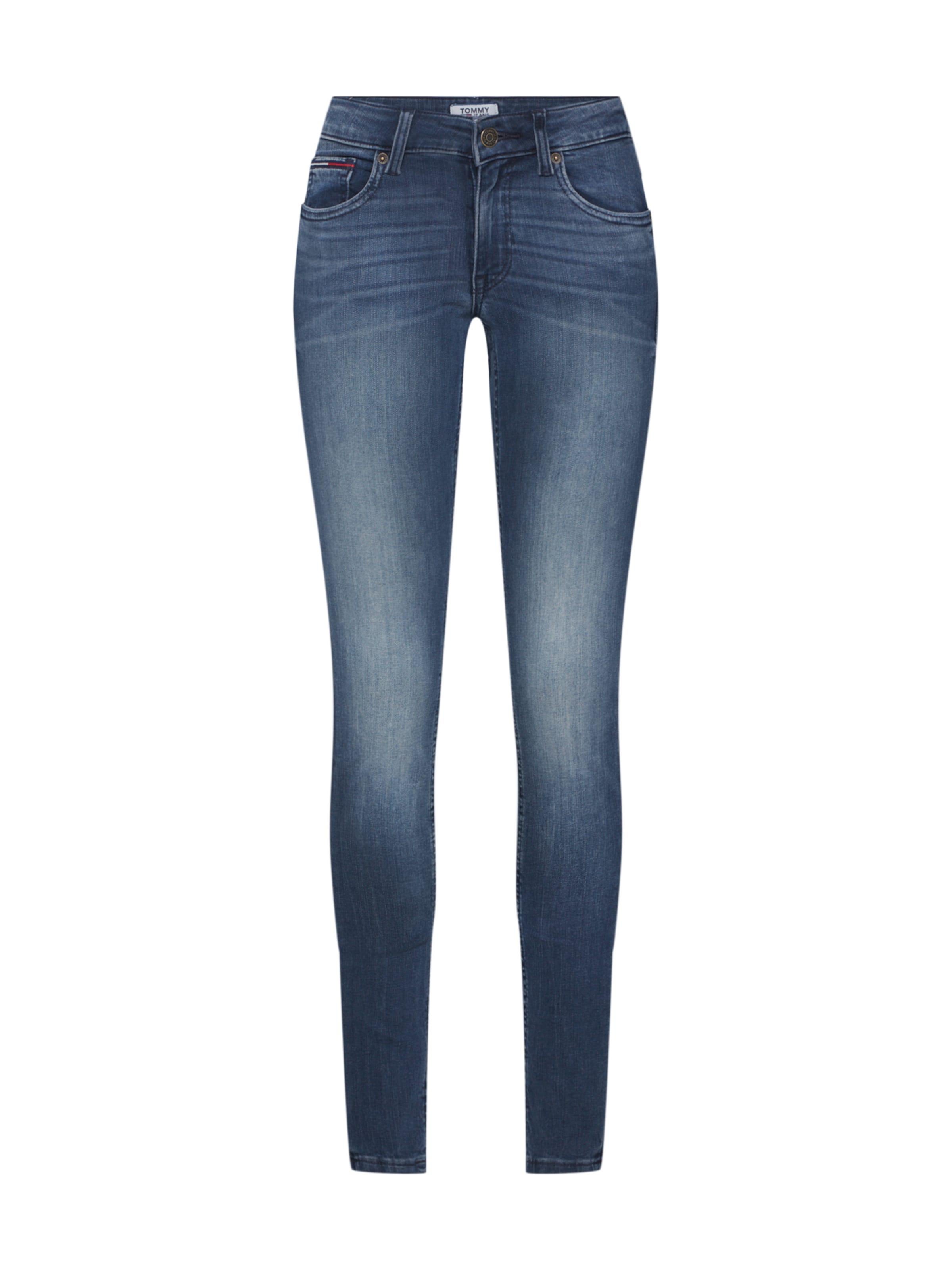 Blue Denim Sophie Ebndk' 'low Rise Skinny In Jeans Tommy LVGMjUzpqS