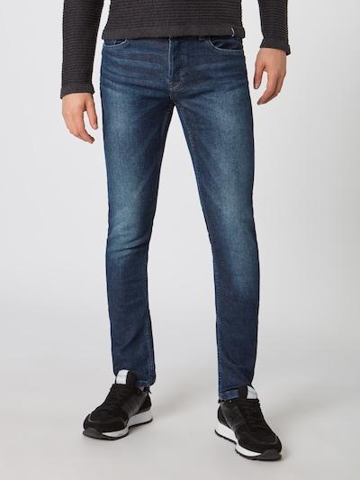 Jeans 'Loom' Only & Sons pe denim albastru, Vizualizare model