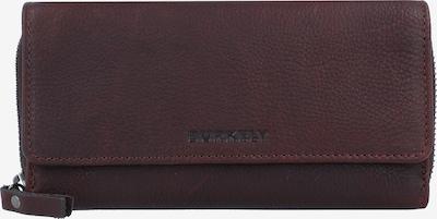 Burkely Porte-monnaies 'Antique Avery' en marron châtaigne, Vue avec produit