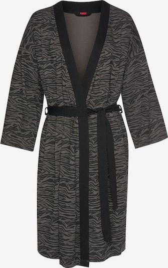 s.Oliver Kimono in braun / dunkelgrau / schwarz, Produktansicht