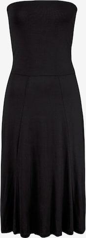 LASCANA Strandkleid in Black