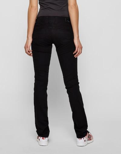 Pepe Jeans Hose 'Venus' in schwarz: Rückansicht