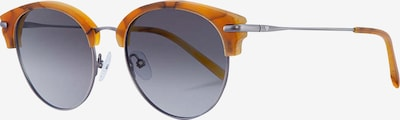 Kerbholz Sonnenbrille 'Carl' in dunkelorange, Produktansicht