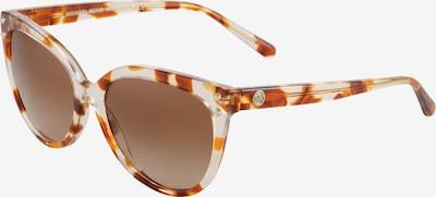 Michael Kors Sunčane naočale 'JAN' u bež / miks boja, Pregled proizvoda