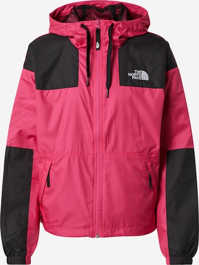 THE NORTH FACE Jacke 'Sheru' in pink / schwarz, Produktansicht
