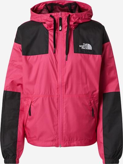 THE NORTH FACE Functionele jas 'Sheru' in de kleur Pink / Zwart, Productweergave