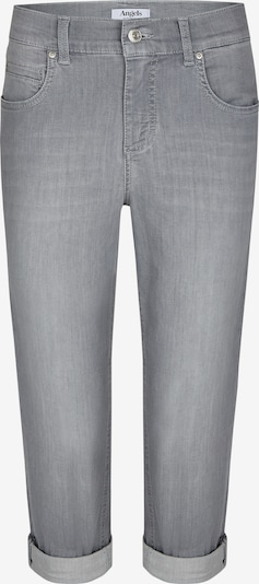 Angels Capri-Jeans ,Cici TU' mit leichter Used-Waschung in hellgrau, Produktansicht