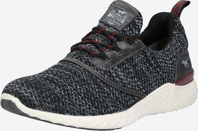MUSTANG Sneakers low in black, Item view