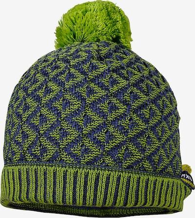 MAXIMO Mütze in blau / grün, Produktansicht