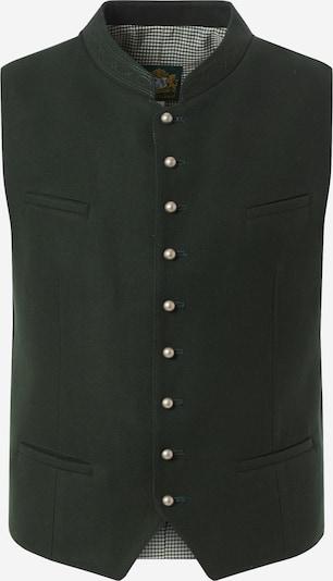 HAMMERSCHMID Bavārijas stila veste 'Max' egļu / tumši zaļš, Preces skats