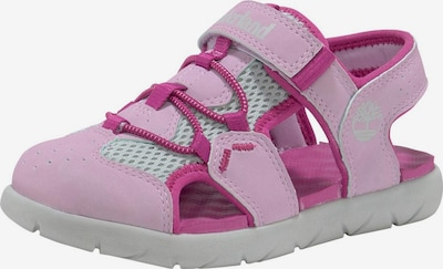 TIMBERLAND Sandale 'Perkins Row Fisherman' in pink / rosa, Produktansicht