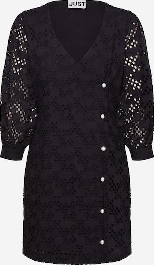 JUST FEMALE Šaty 'Avador' - čierna, Produkt